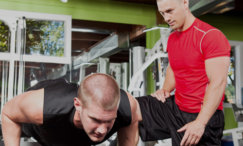 Get Personal Training