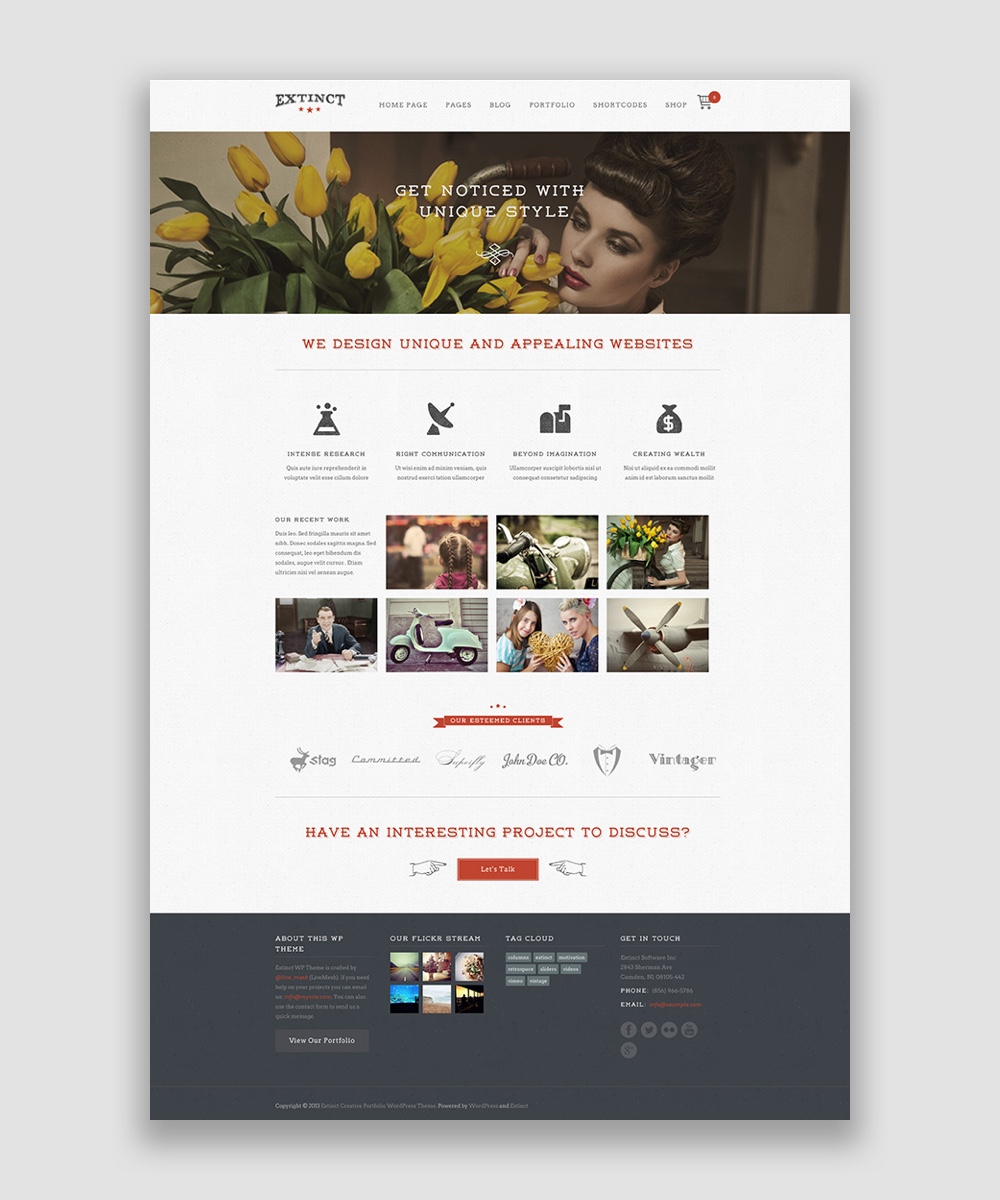 Fusion WordPress Theme by Livemesh